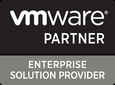 Enterprise level Solution Provider VMWare Partnerに認定されました。
